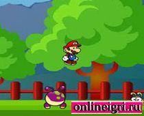 Марио прыгает