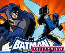 Бетмен и сражение за алмазы