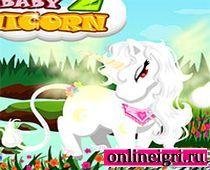 Маленький пони: одень лошадку