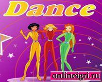 Вечерние танцы с Тотали Спайс