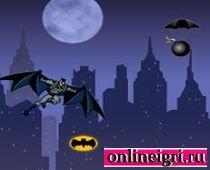 Бэтмен и ночные полёты