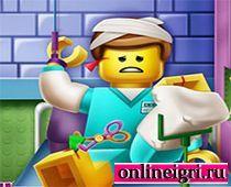 Лего: Стань врачом в больнице