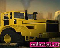 Трактор-гигант