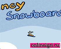 Для девочек сноуборд