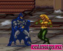 Бэтмен в Готеме драки
