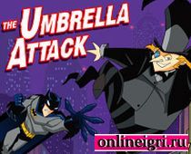 Бэтмен против Амбреллы