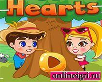 История про два любящих сердца