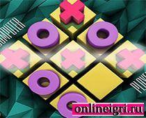 Крестики-нолики для 2 игроков