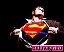 Ищем одинаковые карты Суперменом