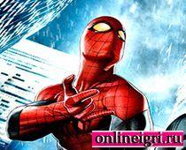 Человек паук и герои комиксов