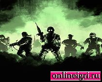 Солдаты спецназа против зомби