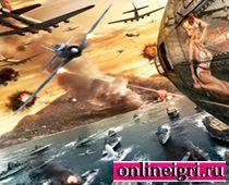 Самолеты в морском сражении