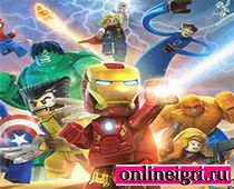 Лего-герои