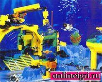 Лего миксели