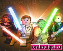 Звездные войны в стиле Лего