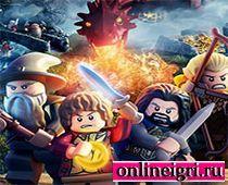 Драка в стиле Лего: игра для двоих