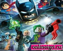 Лего Бэтмен и Робин