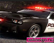 Машинки Полицейский Монстр