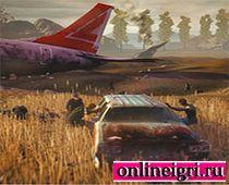 Машинка через Зомбилэнд