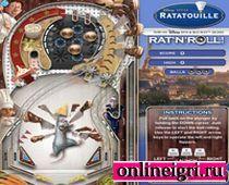 Рататуй: Французский пинбол