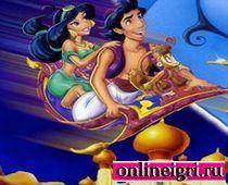 Приключения Жасмин и Алладина