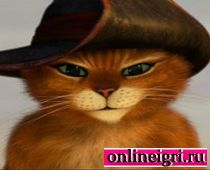 Кот в сапогах: побег котика