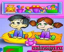 Няня в детском саду