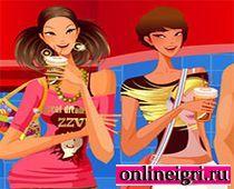 Кафетерий для девочек