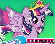 Маленький пони: дискотека пони