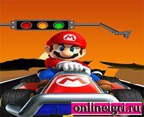 Марио решил погонять