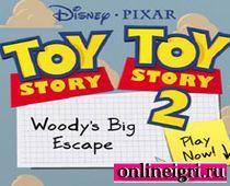 История игрушек: Побег Вудди