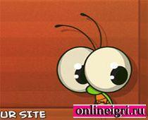 Безумные прыжки жука
