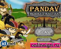 Пандав: Герои с мечами