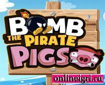 Энги бёрдс: миссии против пиратов
