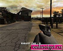 3D стрелялка в городе с зомби от 1 лица