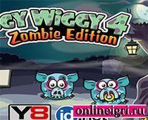 Пигги Вигги Свинка - зомби версия