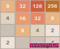 2048 - головоломка для умных