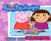 Мультисобиралки Свинки Пеппы