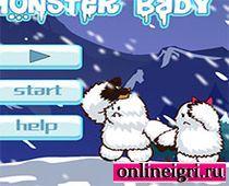 На двоих про снежную семью