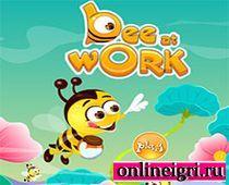 Работящая пчёлка
