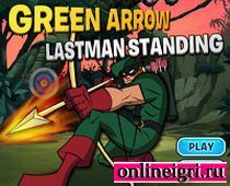 Стань лучником с Зелёной Стрелой