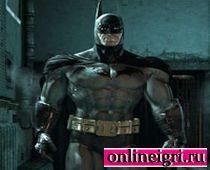 Ищем отличия на картинке с Бетменом