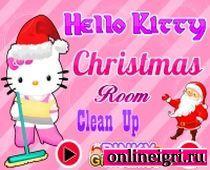 Хелло Китти: С Рождеством!