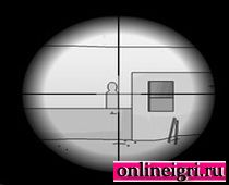 Ассасин снайпер и стрельба