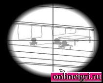 Ассасин и стрельбя из снайперской винтовки
