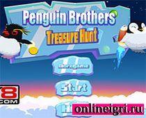 Пингвины на двоих игроков