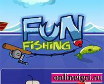 Открытое море: Поймай необычную рыбку