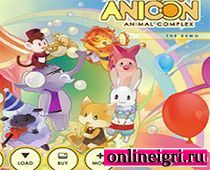 Аникон герой аниме