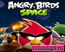 Angry Birds Space (Злые птицы космонавты)