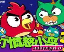 Angry Birds на японском